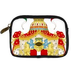 Coat Of Arms Of The Kingdom Of Italy Digital Camera Cases by abbeyz71