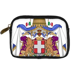Greater Coat Of Arms Of Italy, 1870-1890 Digital Camera Cases by abbeyz71