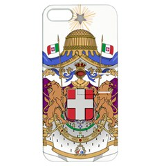 Greater Coat Of Arms Of Italy, 1870 1890 Apple Iphone 5 Hardshell Case With Stand by abbeyz71