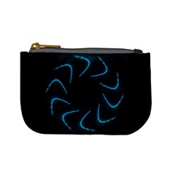 Background Abstract Decorative Mini Coin Purses by Nexatart