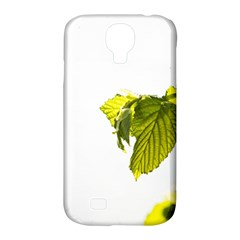 Leaves Nature Samsung Galaxy S4 Classic Hardshell Case (pc+silicone)