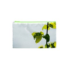 Leaves Nature Cosmetic Bag (xs) by Nexatart