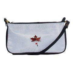 Winter Maple Minimalist Simple Shoulder Clutch Bags by Nexatart