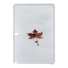 Winter Maple Minimalist Simple Samsung Galaxy Tab Pro 12 2 Hardshell Case