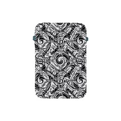 Gray Scale Pattern Tile Design Apple Ipad Mini Protective Soft Cases