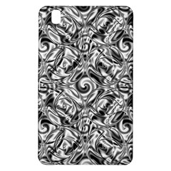 Gray Scale Pattern Tile Design Samsung Galaxy Tab Pro 8 4 Hardshell Case