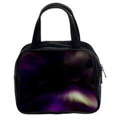 The Northern Lights Nature Classic Handbags (2 Sides)