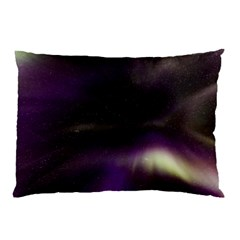 The Northern Lights Nature Pillow Case (two Sides) by Nexatart