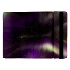 The Northern Lights Nature Samsung Galaxy Tab Pro 12 2  Flip Case