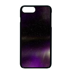 The Northern Lights Nature Apple Iphone 7 Plus Seamless Case (black) by Nexatart