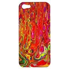 Background Texture Colorful Apple Iphone 5 Hardshell Case