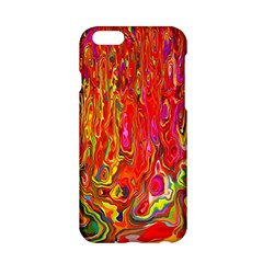 Background Texture Colorful Apple Iphone 6/6s Hardshell Case by Nexatart