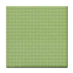 Gingham Check Plaid Fabric Pattern Tile Coasters by Nexatart