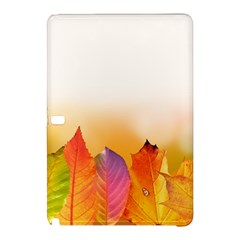 Autumn Leaves Colorful Fall Foliage Samsung Galaxy Tab Pro 10 1 Hardshell Case by Nexatart