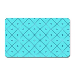 Pattern Background Texture Magnet (rectangular)