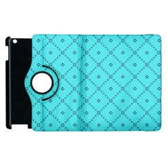 Pattern Background Texture Apple Ipad 2 Flip 360 Case by Nexatart