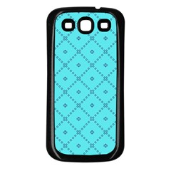 Pattern Background Texture Samsung Galaxy S3 Back Case (black)