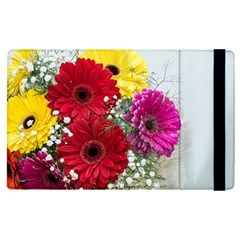 Flowers Gerbera Floral Spring Apple Ipad Pro 12 9   Flip Case