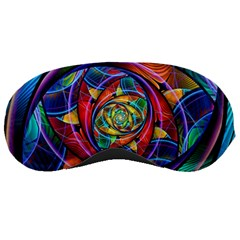 Eye Of The Rainbow Sleeping Masks