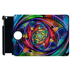 Eye Of The Rainbow Apple Ipad 3/4 Flip 360 Case