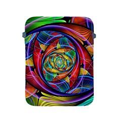 Eye Of The Rainbow Apple Ipad 2/3/4 Protective Soft Cases