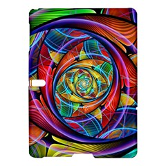 Eye Of The Rainbow Samsung Galaxy Tab S (10 5 ) Hardshell Case