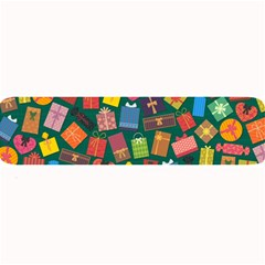 Presents Gifts Background Colorful Large Bar Mats by Nexatart
