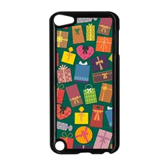 Presents Gifts Background Colorful Apple Ipod Touch 5 Case (black) by Nexatart