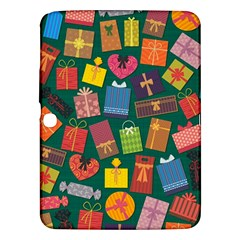 Presents Gifts Background Colorful Samsung Galaxy Tab 3 (10 1 ) P5200 Hardshell Case