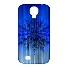 Background Christmas Star Samsung Galaxy S4 Classic Hardshell Case (pc+silicone) by Nexatart