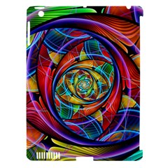 Eye Of The Rainbow Apple Ipad 3/4 Hardshell Case (compatible With Smart Cover) by WolfepawFractals