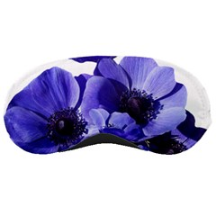 Poppy Blossom Bloom Summer Sleeping Masks by Nexatart