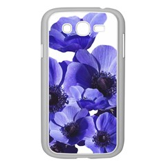 Poppy Blossom Bloom Summer Samsung Galaxy Grand Duos I9082 Case (white)