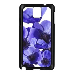 Poppy Blossom Bloom Summer Samsung Galaxy Note 3 N9005 Case (black)