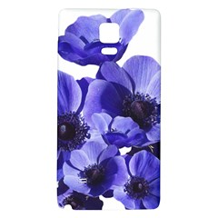 Poppy Blossom Bloom Summer Galaxy Note 4 Back Case