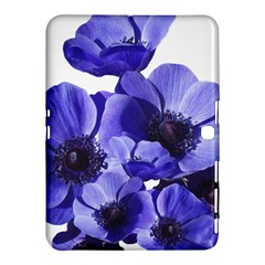 Poppy Blossom Bloom Summer Samsung Galaxy Tab 4 (10 1 ) Hardshell Case