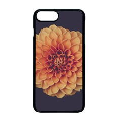 Art Beautiful Bloom Blossom Bright Apple Iphone 7 Plus Seamless Case (black) by Nexatart