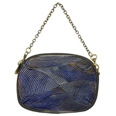 Textures Sea Blue Water Ocean Chain Purses (two Sides)  by Nexatart