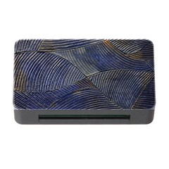 Textures Sea Blue Water Ocean Memory Card Reader With Cf by Nexatart