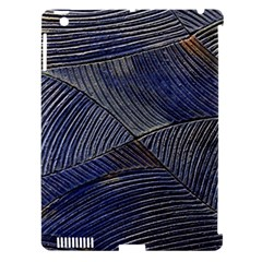 Textures Sea Blue Water Ocean Apple Ipad 3/4 Hardshell Case (compatible With Smart Cover) by Nexatart