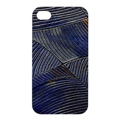 Textures Sea Blue Water Ocean Apple Iphone 4/4s Premium Hardshell Case