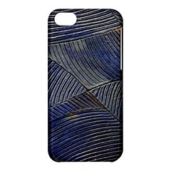 Textures Sea Blue Water Ocean Apple Iphone 5c Hardshell Case