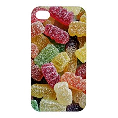 Jelly Beans Candy Sour Sweet Apple Iphone 4/4s Premium Hardshell Case