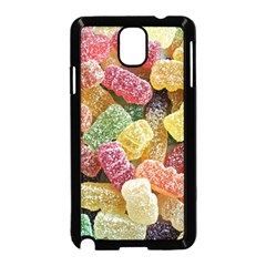 Jelly Beans Candy Sour Sweet Samsung Galaxy Note 3 Neo Hardshell Case (black) by Nexatart