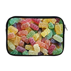 Jelly Beans Candy Sour Sweet Apple Macbook Pro 17  Zipper Case