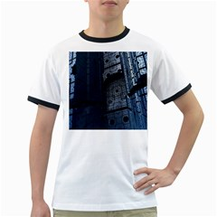 Graphic Design Background Ringer T Shirts