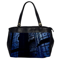 Graphic Design Background Office Handbags