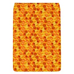 Honeycomb Pattern Honey Background Flap Covers (s)