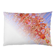 Effect Isolated Graphic Pillow Case (two Sides) by Nexatart