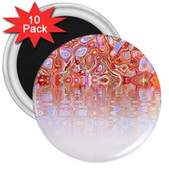 Effect Isolated Graphic 3  Magnets (10 Pack)